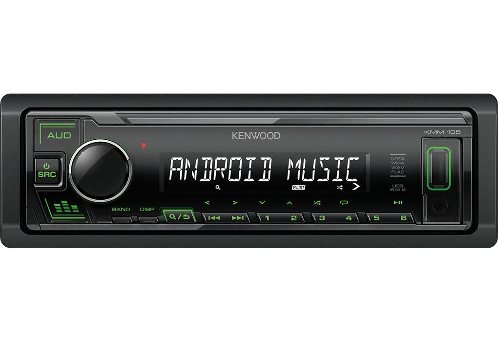 KENWOOD USB RECEIVER