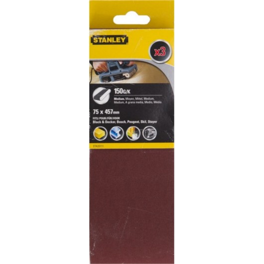 STANLEY SHEETS 75X745MM 150G