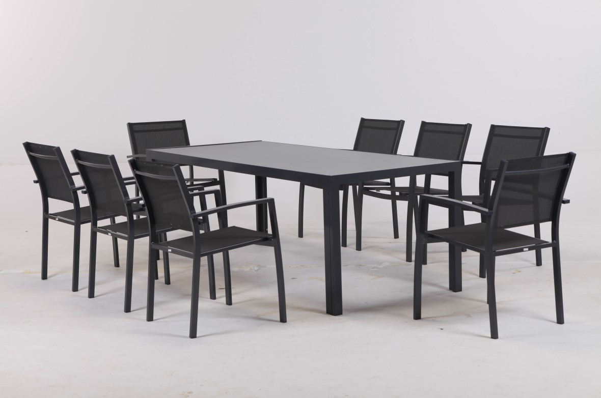 KANSAS TABLE 205X90X73CM