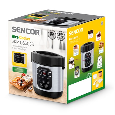 SENCOR RICE COOKER 250W