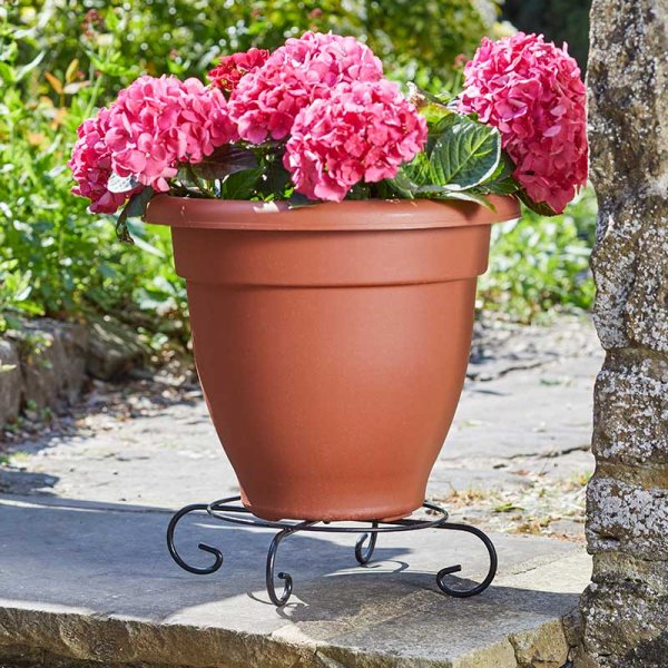 SMART FLOWER POT STAND 25CM