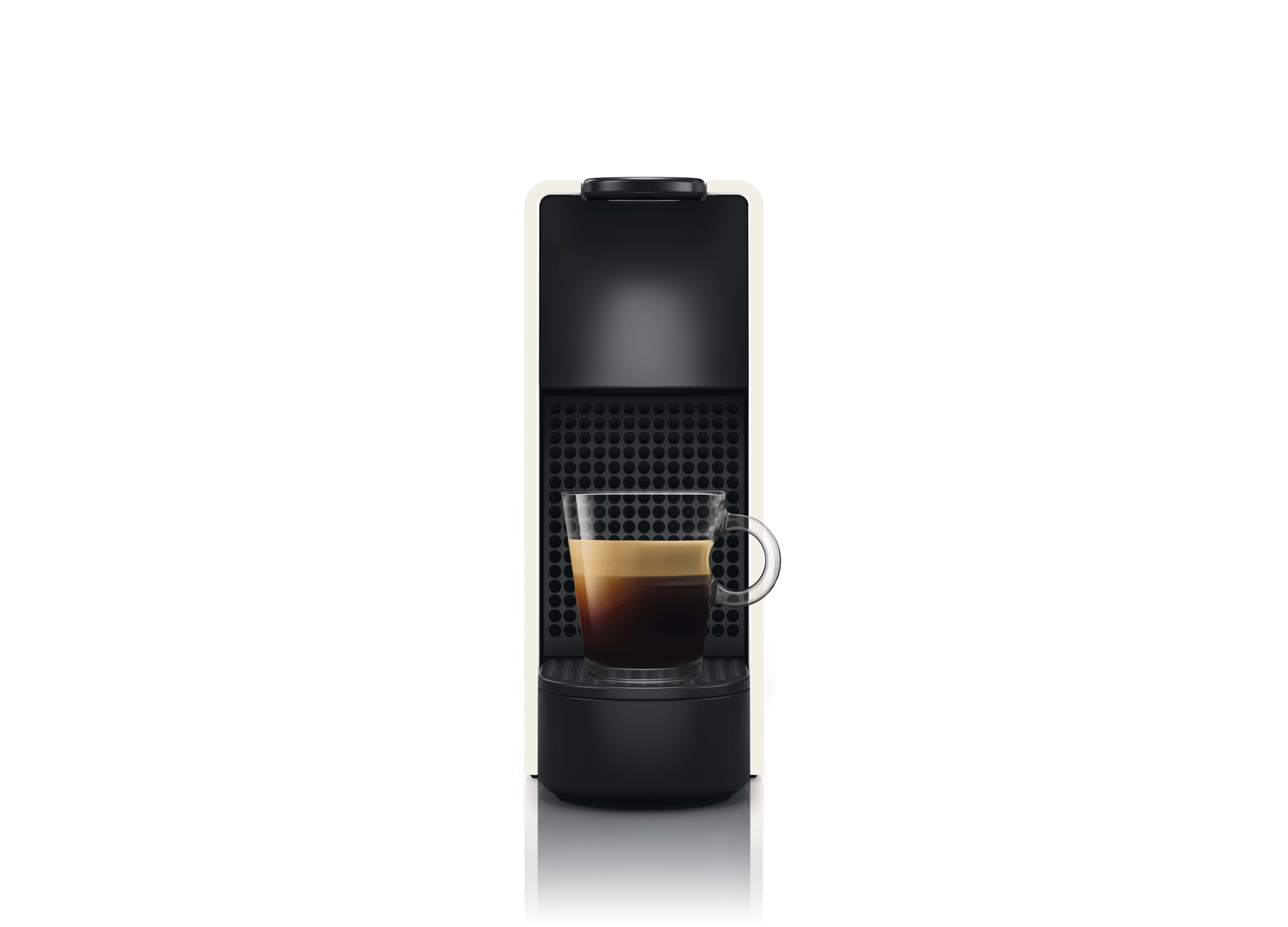 NESPRESSO MINI ESSENZA WHITE