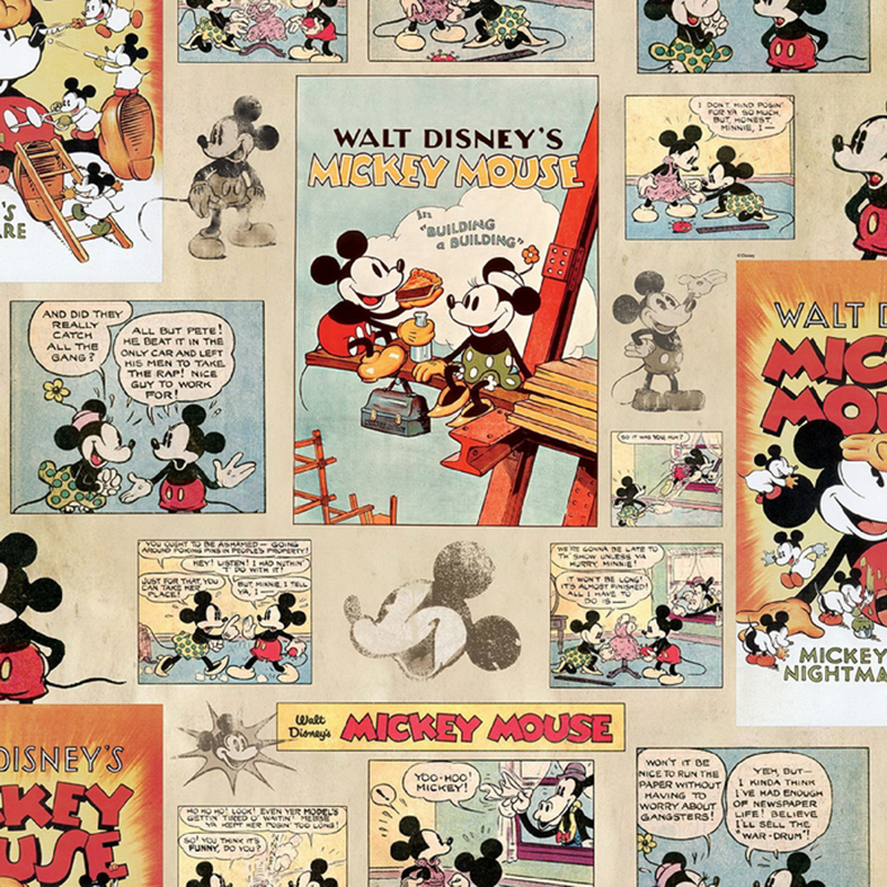 MICKEY VINTAGE EPISODE 70-242