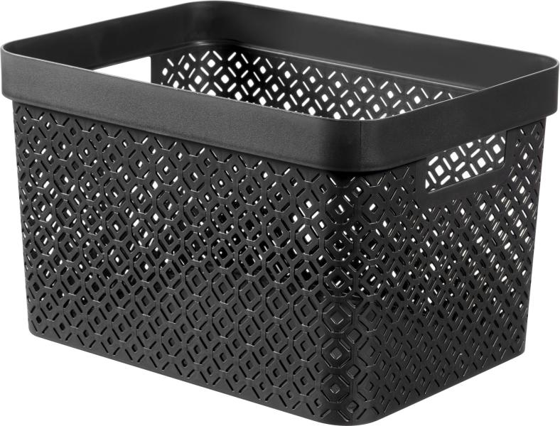CURVER TERRAZO BOX 17L-BLACK