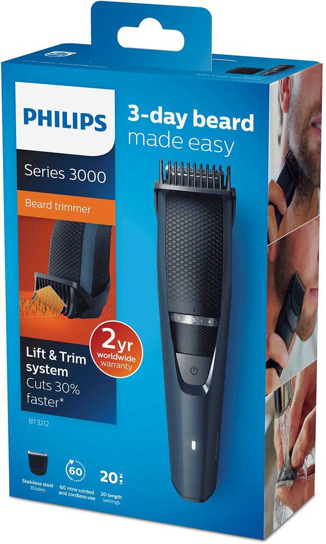 PHILIPS TRIMMER 60M 0.5-10MM